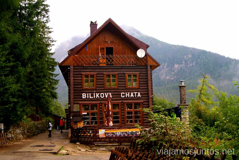 ¿Os apetece alojarse aquí? Recorrido por Eslovaquia. Información práctica. Consejos