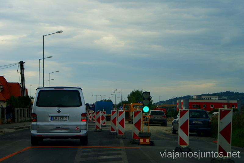 Esto es Eslovaquia y sus carreteras Recorrido por Eslovaquia. Información práctica. Consejos