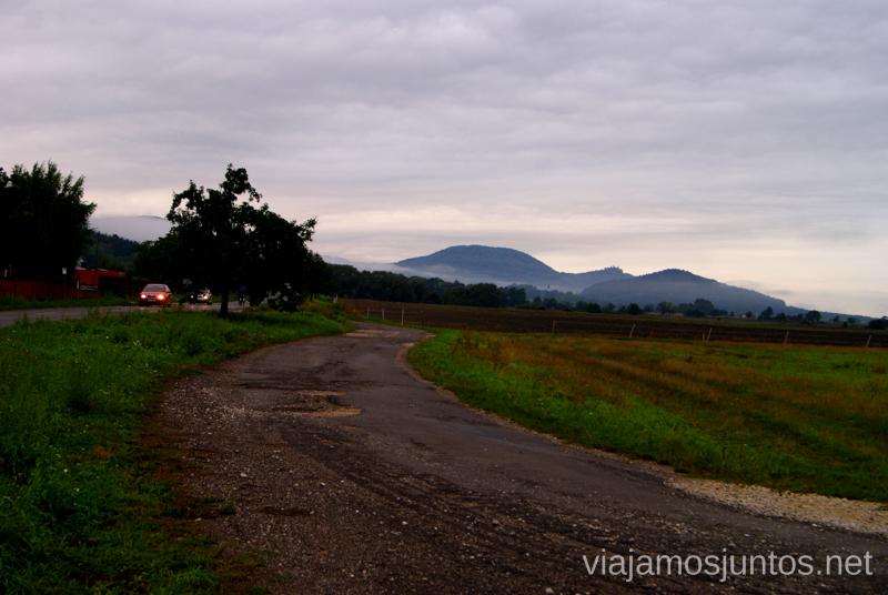 Las carreteras... Recorrido por Eslovaquia. Información práctica. Consejos