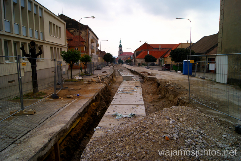 Carreteras y calles de Eslovaquia... Recorrido por Eslovaquia. Información práctica. Consejos