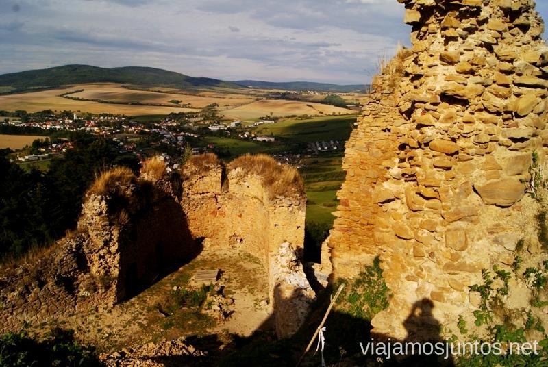 Zborovsky Hrad Castillos de Eslovaquia, Slovakia, #EslovaquiaJuntos Que ver y que hacer