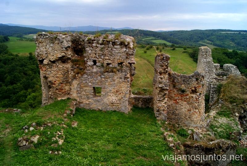 Castillo de Becov Castillos de Eslovaquia, Slovakia, #EslovaquiaJuntos Que ver y que hacer