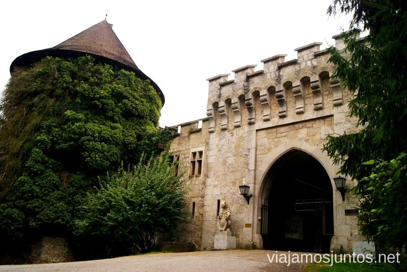 Castillo de Smolenice Castillos de Eslovaquia, Slovakia, #EslovaquiaJuntos Que ver y que hacer