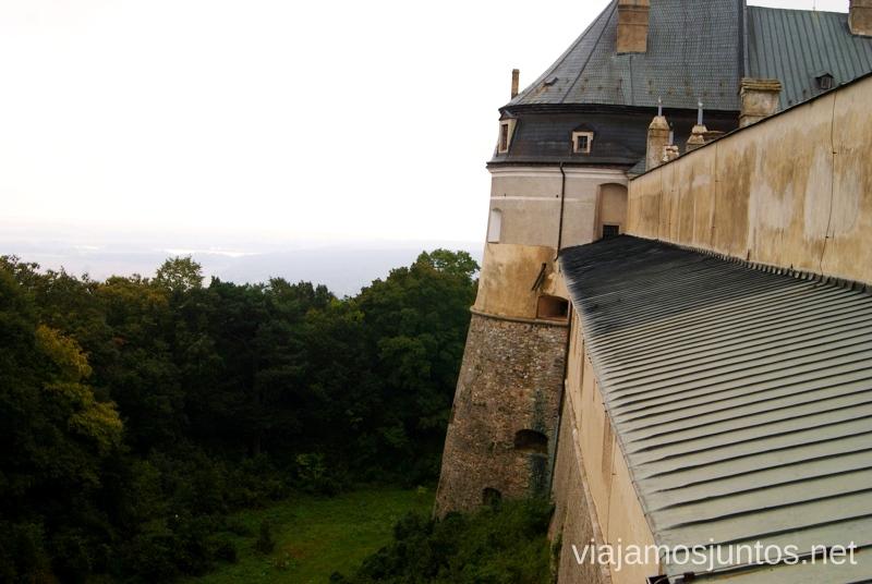 Castillo Cherveny Kamen Castillos de Eslovaquia, Slovakia, #EslovaquiaJuntos Que ver y que hacer