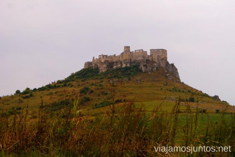 Castillo de Spis Castillos de Eslovaquia, Slovakia, #EslovaquiaJuntos Que ver y que hacer