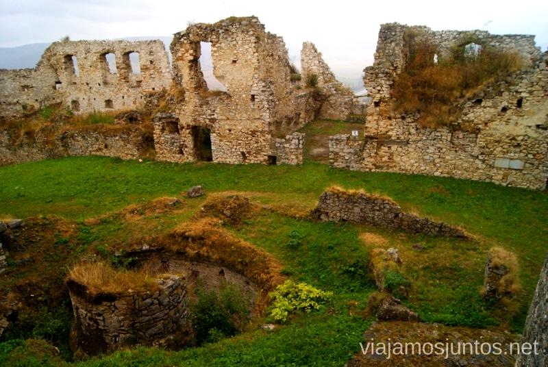 Las ruinas del castillo de Spis Castillos de Eslovaquia, Slovakia, #EslovaquiaJuntos Que ver y que hacer