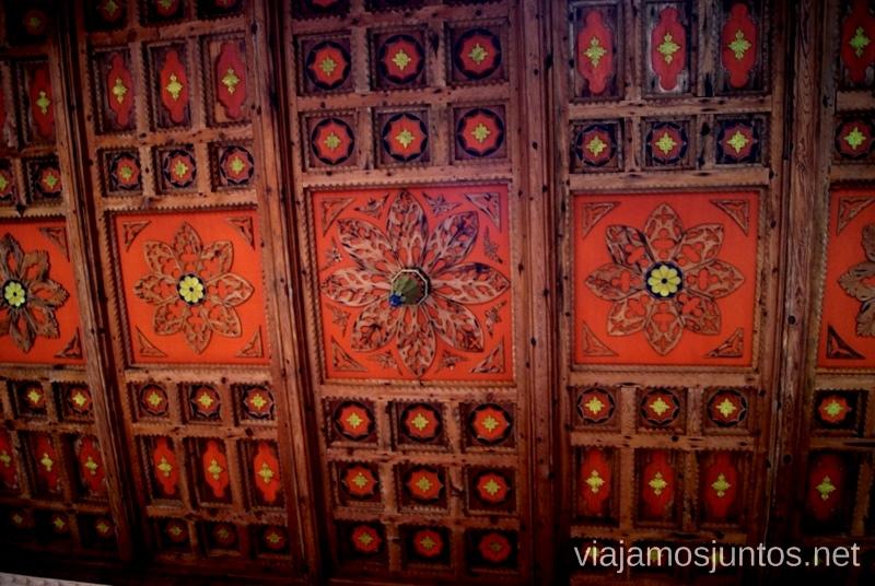 Los techos del castillo I Torneo Internacional de Combate Medieval en el Castillo de Belmonte, Cuenca, Castilla-La Mancha #DesafioBelmonte