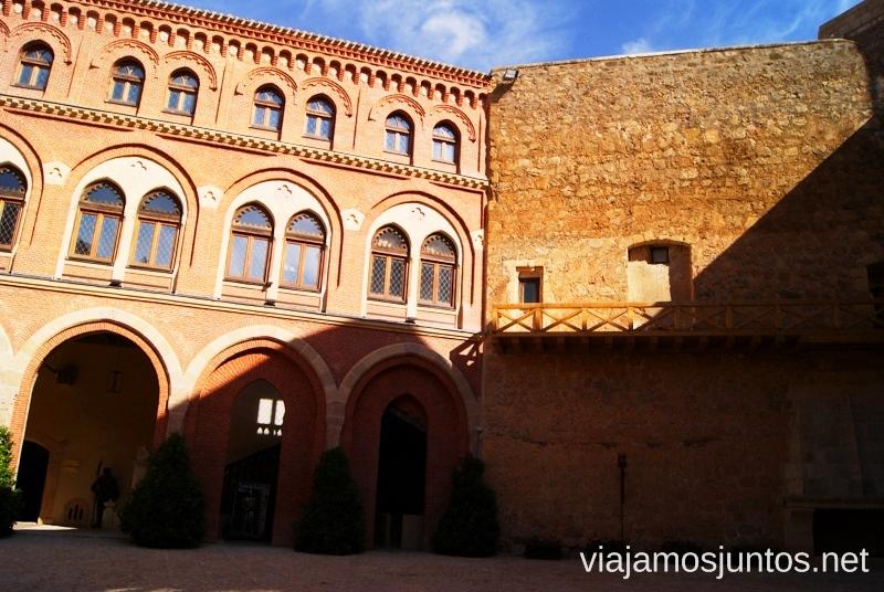 Dos vidas en un mismo espacio I Torneo Internacional de Combate Medieval en el Castillo de Belmonte, Cuenca, Castilla-La Mancha #DesafioBelmonte
