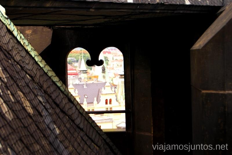 ¿Qué ves? Vistas panorámicas de Praga, República Checa