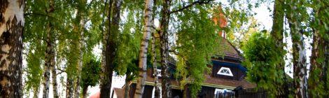 Nizby Komarnik Iglesias de madera de Eslovaquia, #EslovaquiaJuntos