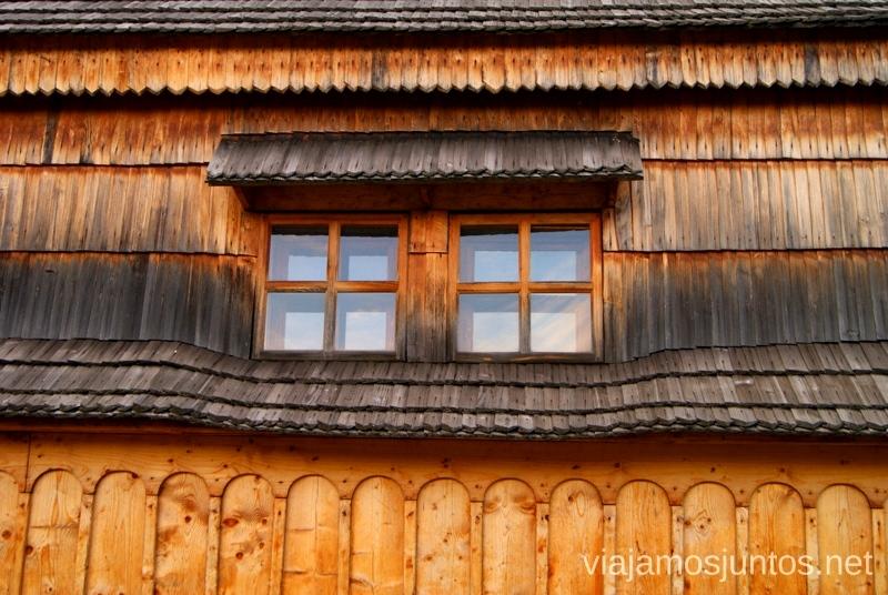 Mirola Iglesias de madera de Eslovaquia, #EslovaquiaJuntos