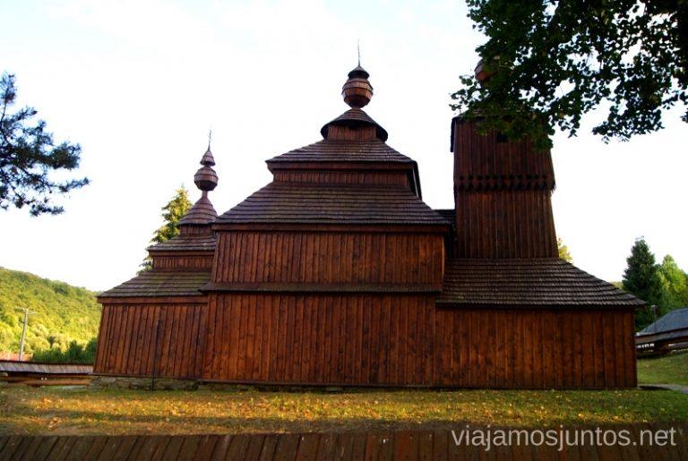 Bodruzal Iglesias de madera de Eslovaquia, #EslovaquiaJuntos