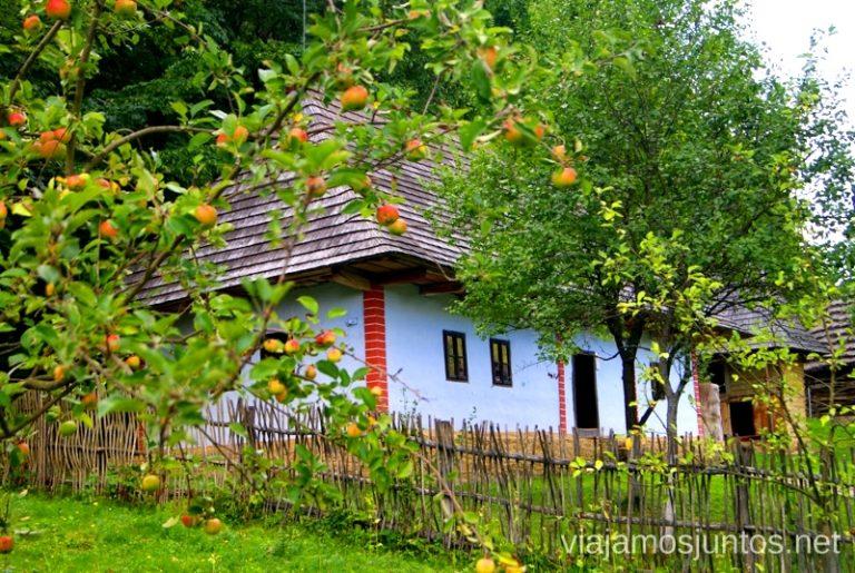 Skanzen, Bardejov Iglesias de madera de Eslovaquia, #EslovaquiaJuntos