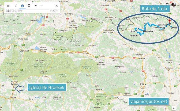 Todas iglesias de madera de Eslovaquia que visitamos #EslovaquiaJuntos Que ver y hacer en Eslovaquia