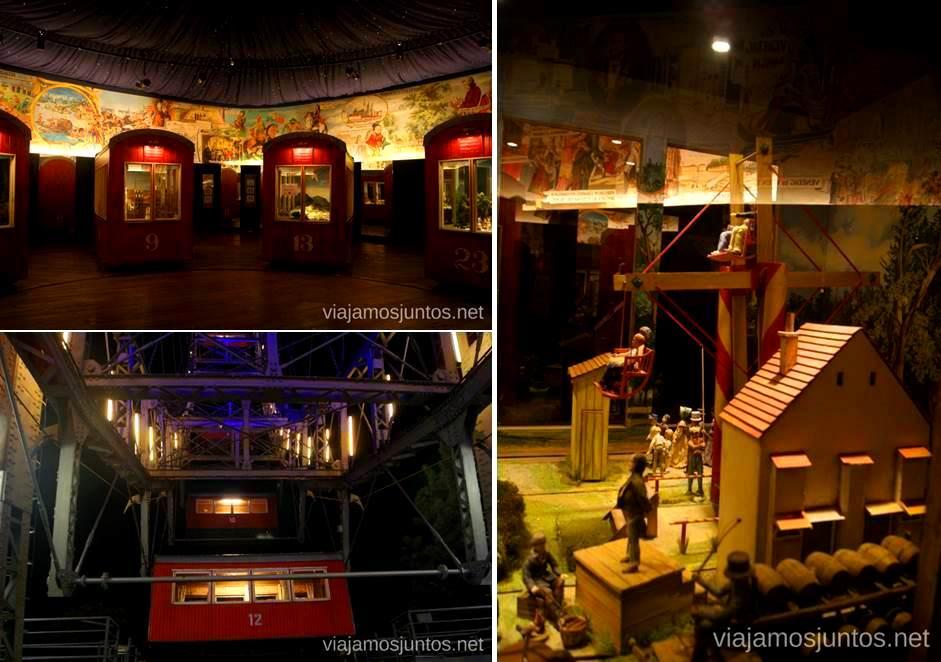 Exposición del Tiempo en Wiener Reisenrad Top visitas de Viena, Austria. Que ver y hacer en Wien