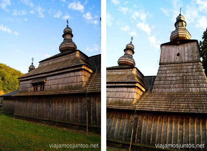 Ladomirova Iglesias de madera de Eslovaquia, #EslovaquiaJuntos