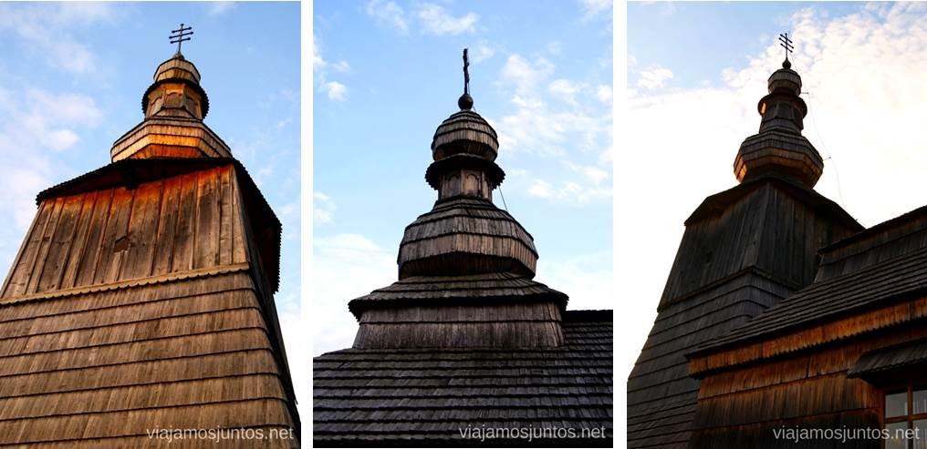 Ladomirova. detalles Iglesias de madera de Eslovaquia, #EslovaquiaJuntos