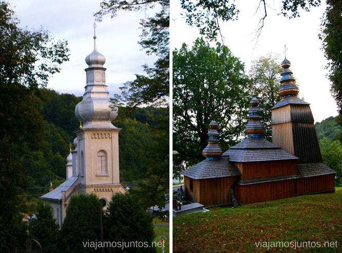 Hunkovce: la iglesia viaje y la nueva Iglesias de madera de Eslovaquia, #EslovaquiaJuntos