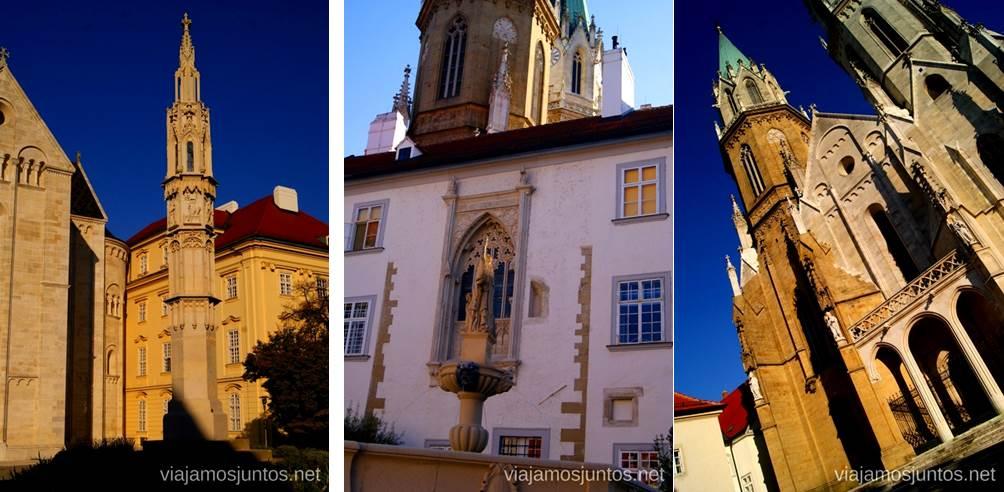 Stift Klosterneuburg Viena en 24 horas, itinerario. Que hacer y que ver en Vienna