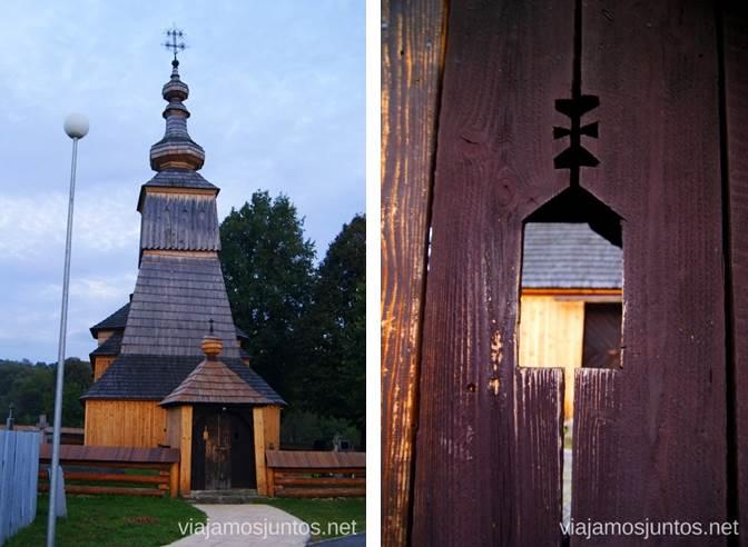 Ladomirová Iglesias de madera de Eslovaquia, #EslovaquiaJuntos