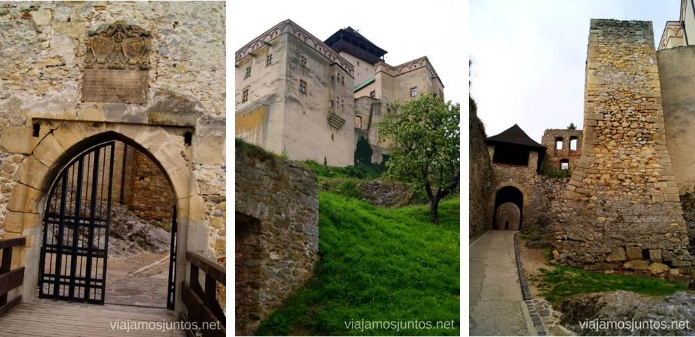 Castillo de Trencen Castillos de Eslovaquia, Slovakia, #EslovaquiaJuntos Que ver y que hacer