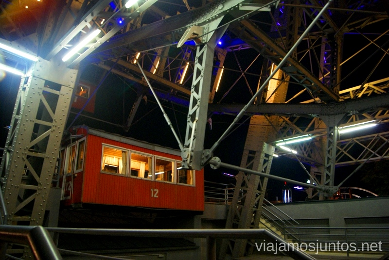 La Noria de Viena Viena en 24 horas, itinerario. Que hacer y que ver en Vienna