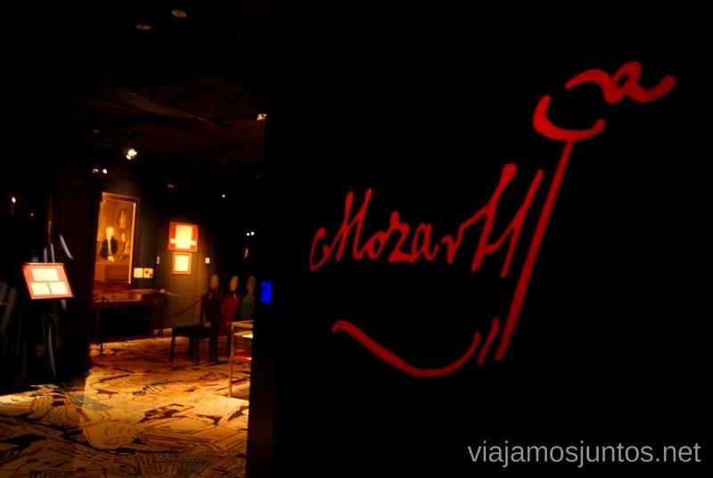 Casa de la Música: espacio de Mozart Top visitas de Viena, Austria. Que ver y hacer en Wien
