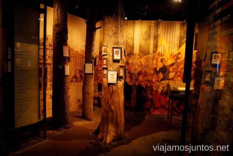 Casa de la Música: música entre árboles Top visitas de Viena, Austria. Que ver y hacer en Wien