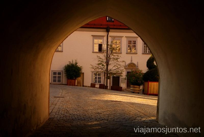 Pasadizos secretos de Stift Klosterneuburg Viena en 24 horas, itinerario. Que hacer y que ver en Vienna