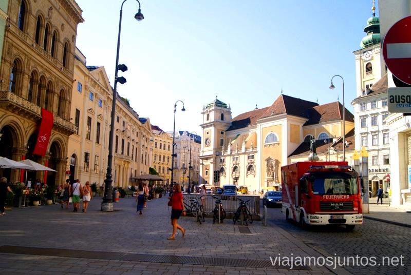 Viena en 24 horas, itinerario. Que hacer y que ver en Vienna