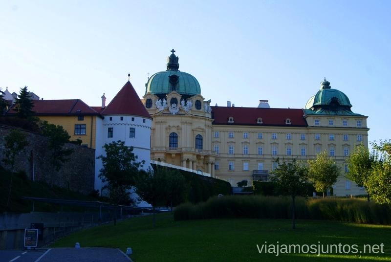 El Monasterio Stift Klosterneuburg Viena en 24 horas, itinerario. Que hacer y que ver en Vienna