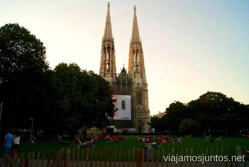 Volative Church, Viena Viena en 24 horas, itinerario. Que hacer y que ver en Vienna
