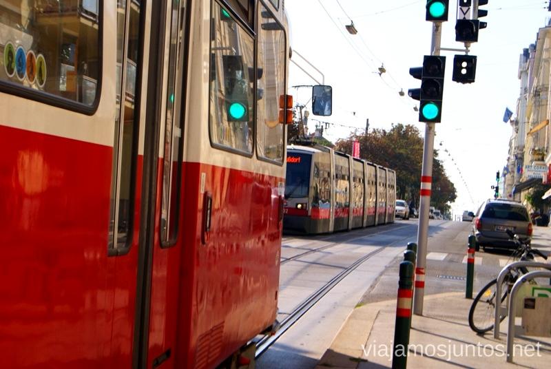 Las calles de Viena, llenas de vida Viena en 24 horas, itinerario. Que hacer y que ver en Vienna