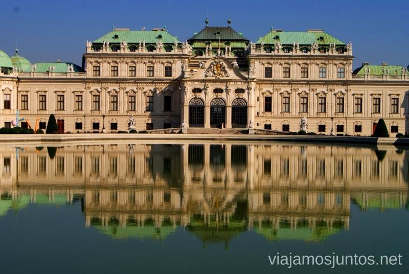 Majestuosas instantáneas de Viena Viena en 24 horas, itinerario. Que hacer y que ver en Vienna