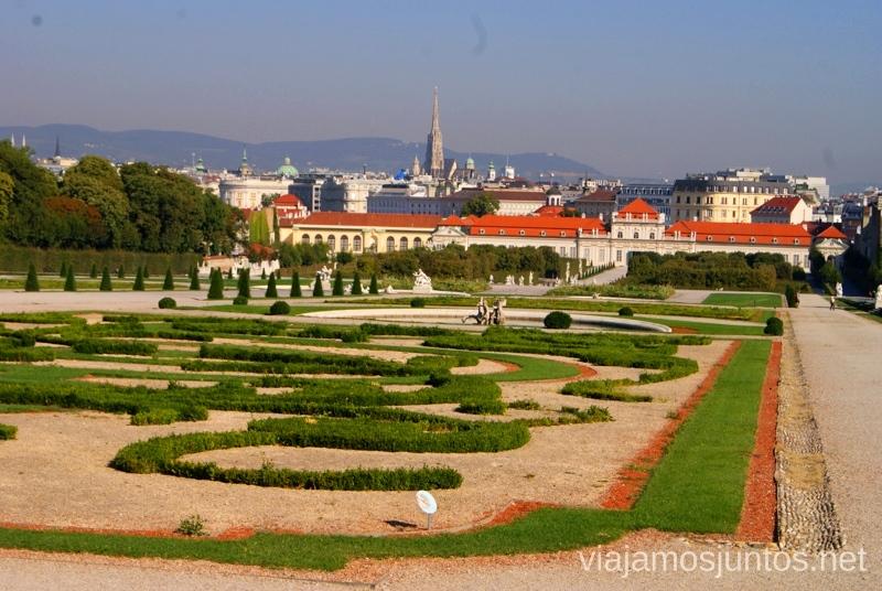 Viena - ciudad de palacios Viena en 24 horas, itinerario. Que hacer y que ver en Vienna