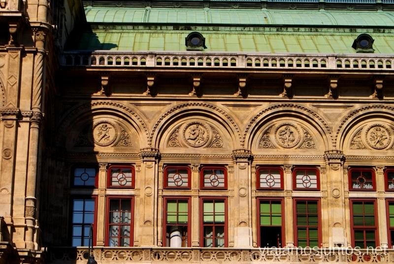 Detalles clásicos de Viena Viena en 24 horas, itinerario. Que hacer y que ver en Vienna