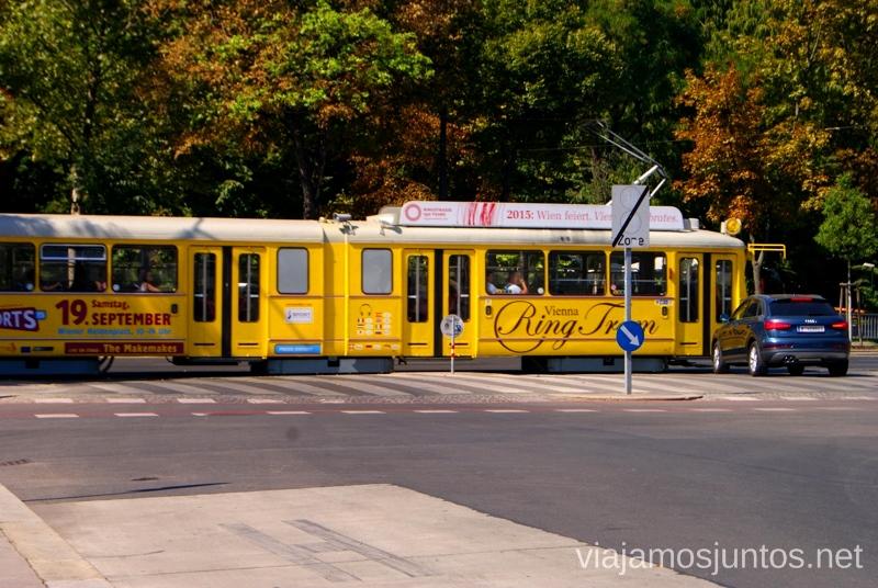 Ring Tram Viena en 24 horas, itinerario. Que hacer y que ver en Vienna