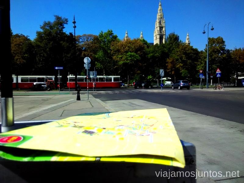 Planificando la visita por Viena Viena en 24 horas, itinerario. Que hacer y que ver en Vienna