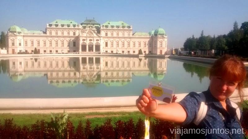 Viena con ViennaPass Viena en 24 horas, itinerario. Que hacer y que ver en Vienna