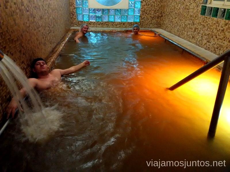 Relax en el balneario de Fuencaliente Descubriendo el Edén de la Mancha, el parque natural del Valle de Alcudia y Sierra Madrona