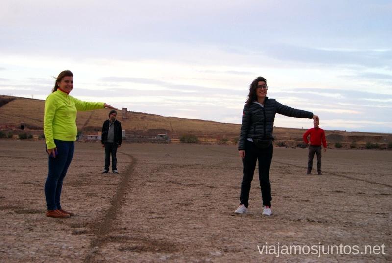Laguna volcánica Un itinerario de un día por Almodóvar del Campo, Ciudad Real, Castilla-la Mancha Que ver y que hacer