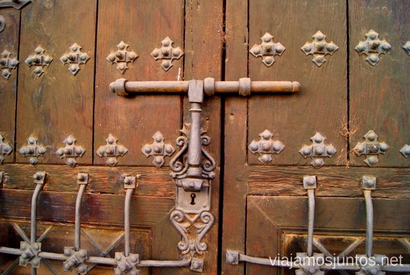 Capilla de la Sta. TrinidadUn itinerario de un día por Almodóvar del Campo, Ciudad Real, Castilla-la Mancha Que ver y que hacer
