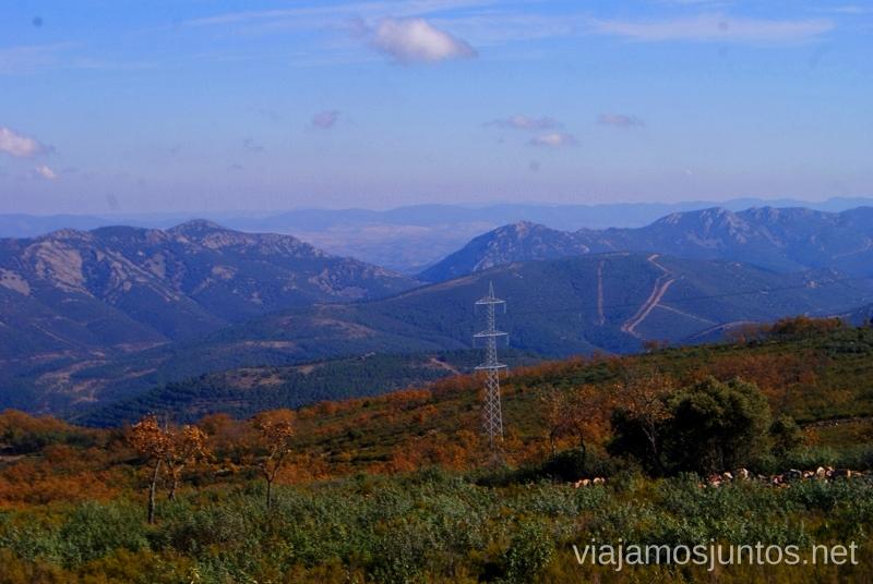 Vistas 360º Descubriendo el Edén de la Mancha, el parque natural del Valle de Alcudia y Sierra Madrona