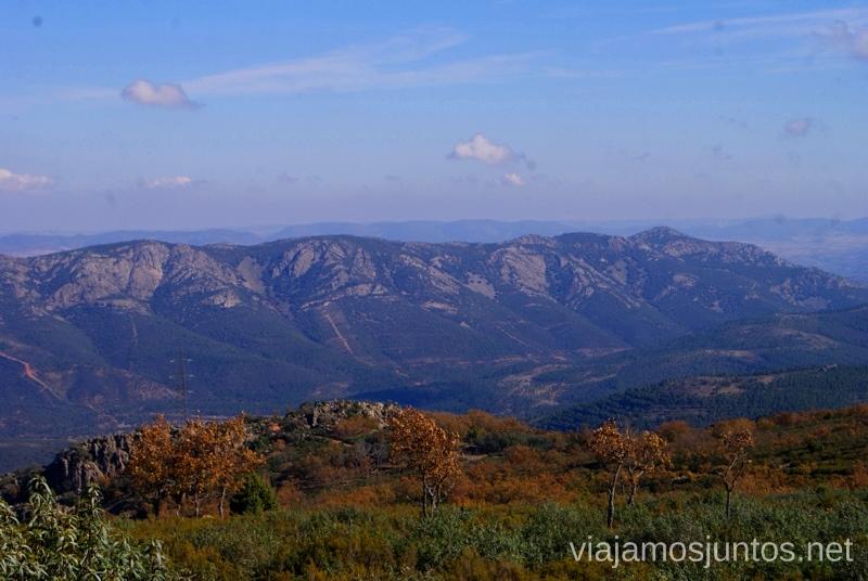 Más vistas Descubriendo el Edén de la Mancha, el parque natural del Valle de Alcudia y Sierra Madrona