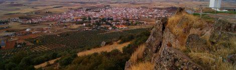 Almodovár del Campo desde la ermita de Santa Brigida Un itinerario de un día por Almodóvar del Campo, Ciudad Real, Castilla-la Mancha Que ver y que hacer