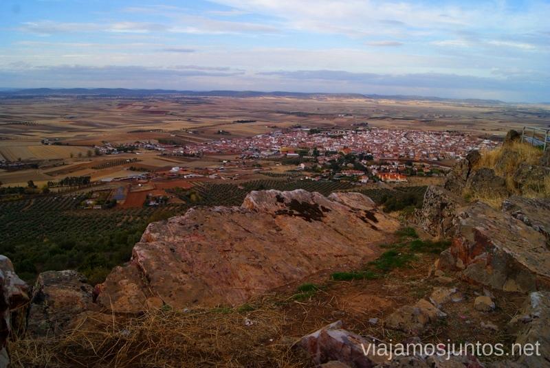 Bienvenidos a Almodóvar del Campo Un itinerario de un día por Almodóvar del Campo, Ciudad Real, Castilla-la Mancha Que ver y que hacer