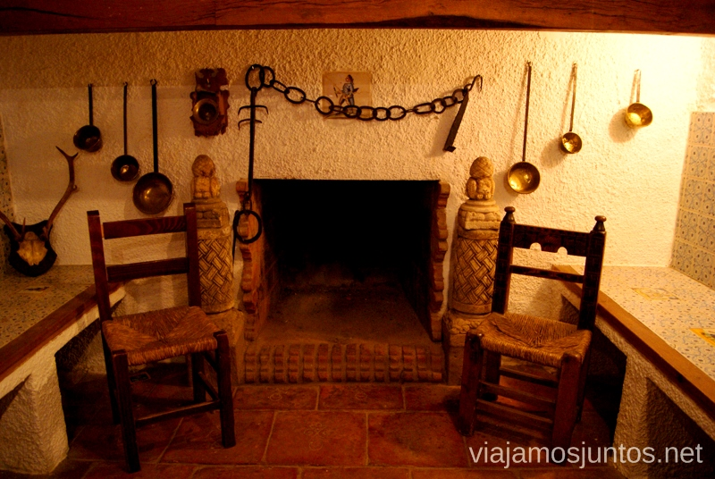 ¿Cocinamos? Un itinerario de un día por Almodóvar del Campo, Ciudad Real, Castilla-la Mancha Que ver y que hacer