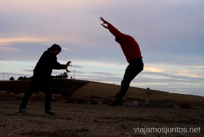 Laguna volcánica y nuestras tontunas Un itinerario de un día por Almodóvar del Campo, Ciudad Real, Castilla-la Mancha Que ver y que hacer