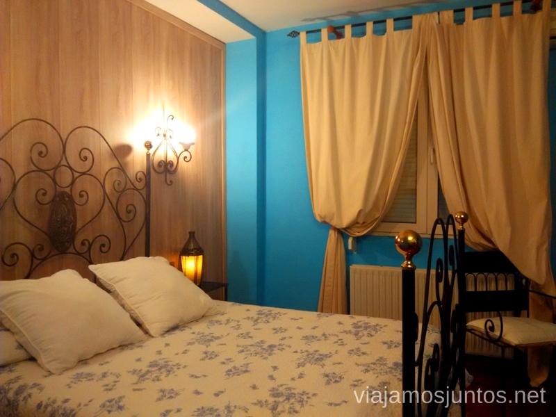 Habitaciones muy cómodas Donde comer y alojarse en el Valle de Alcudia, Edén de la Mancha, Castilla la Mancha
