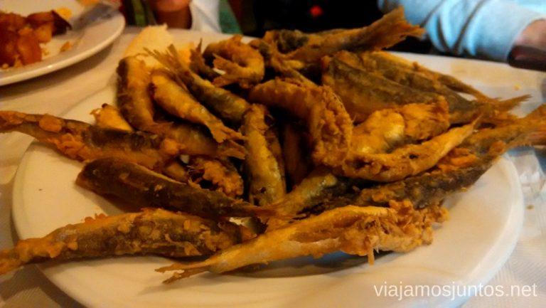 Platos ricos Donde comer y alojarse en el Valle de Alcudia, Edén de la Mancha, Castilla la Mancha